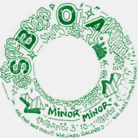 "AHVENLAHTI, Olli / Stance Brothers: Minor Minor (7"")"