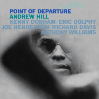 HILL, Andrew: Point Of Departure