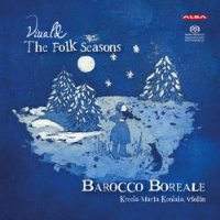 BAROCCO BOREALE: Vivaldi – The Folk Seasons