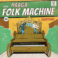 HAAGA FOLK MACHINE: Ignition!