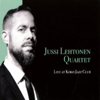 LEHTONEN, Jussi Quartet: Live At Koko Jazz Club
