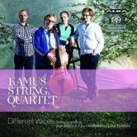 KAMUS STRING QUARTET: Different Voices