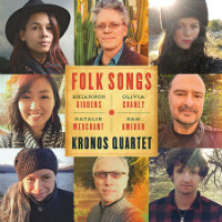 KRONOS QUARTET: Folk Songs (LP)