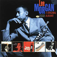 MORGAN, Lee: 5 Original Albums (5CD)