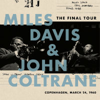 DAVIS, Miles & John Coltrane: The Final Tour (LP)