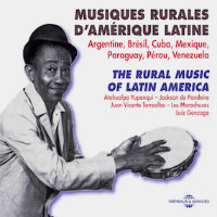 V/A: The Rural Music Of Latin America (3CD)