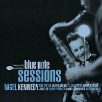 KENNEDY, Nigel: Blue Note Sessions - Deluxe Edition (CD+DVD)