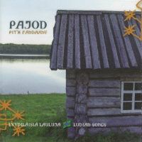 V/A: Pajod – Ludian Songs (CD+book)