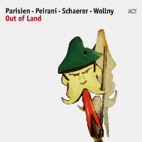 PARISIEN, Emile / Peirani / Schaefer / Wollny: Out Of Land
