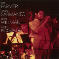 FARMER, Art & Heikki Sarmanto Trio: Live In Oulu, Finland 1970
