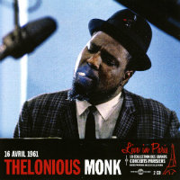 MONK, Thelonious: Live in Paris, 16 Avril 1961 (2CD)