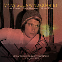 GOLIA, Vinny Wind Quartet: Live At The Century City Playhouse, Los Angeles, 1979