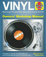 Vinyl – Owners' Workshop Manual (bok)