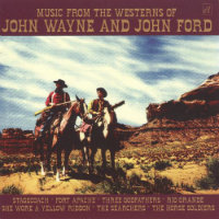V/A: Music From The Westerns Of John Wayne And John Ford (3CD)