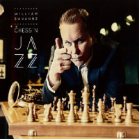 SUVANNE, William: Chess 'n Jazz (LP)